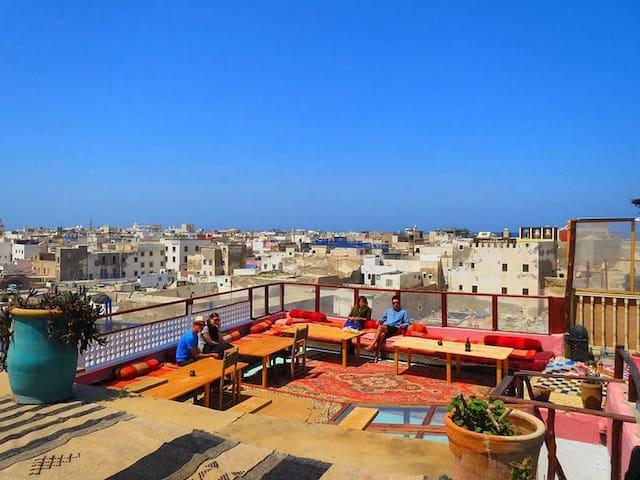 Atlantic Hostel - Essaouira