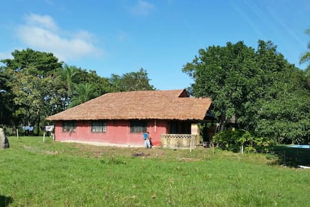 Lovely Bungalow in mu farm near to buena vista.