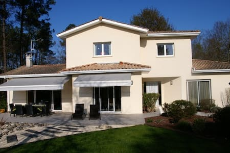 Chambres d'hôtes dans villa calme - Saint-Médard-en-Jalles