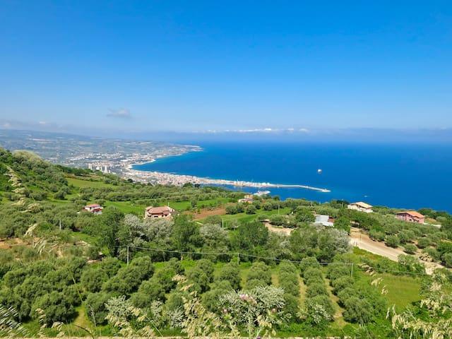 Casa con vista sulle eolie - Pizzo - Villa