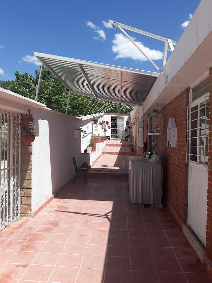 Habitación Independiente Cristina y Victor