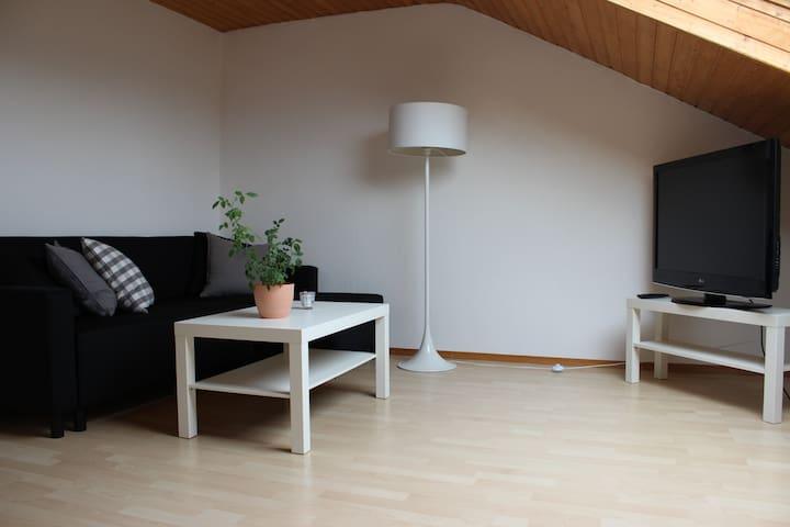 Sonnenwohnung sunny flat Munich München Karlsfeld - Karlsfeld