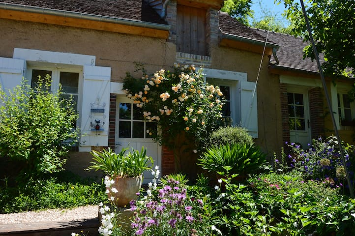 Gite des Lutins B&B - Sorel-Moussel - Penzion (B&B)