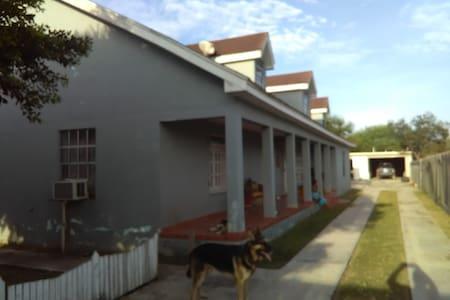 Country staying - Matamoros