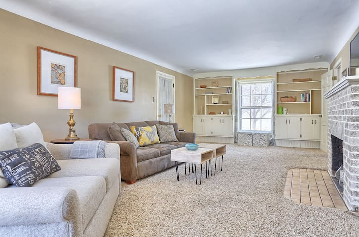 Beautiful East St. Village Home near Downtown
