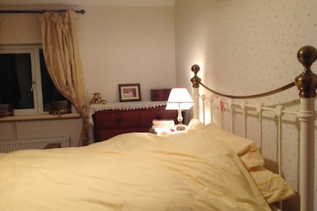 Double Room in lovely, cosy and central townhouse - Galway - Reihenhaus