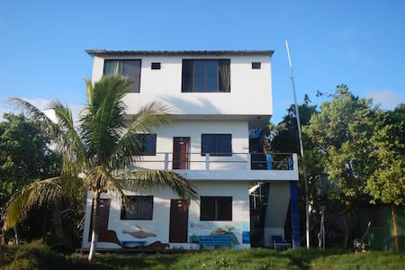 La Jungla Hostal front to the beach - Puerto Villamil - 其它