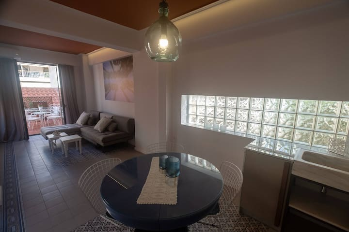 Athenian Yard Suites 45 m2 with balcony