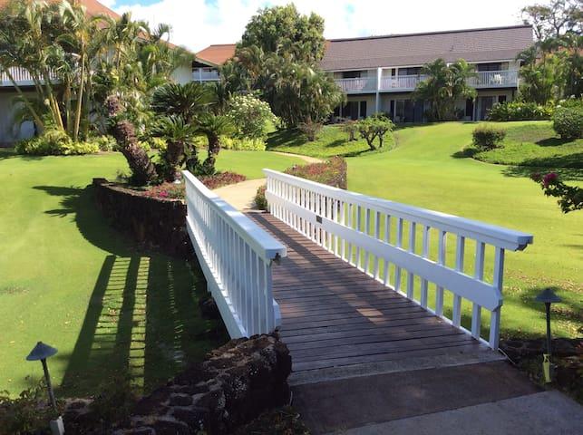 grounds of Plantation Resort