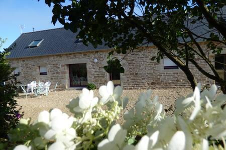 longere location saisonniere - Tourch - Casa