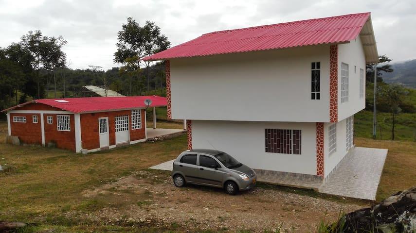 Hospedaje Campestre, Cabañas La Tozcana