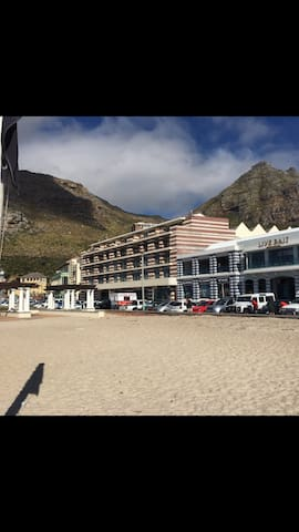 One bedroom apartment on the beach - Kaapstad - Appartement