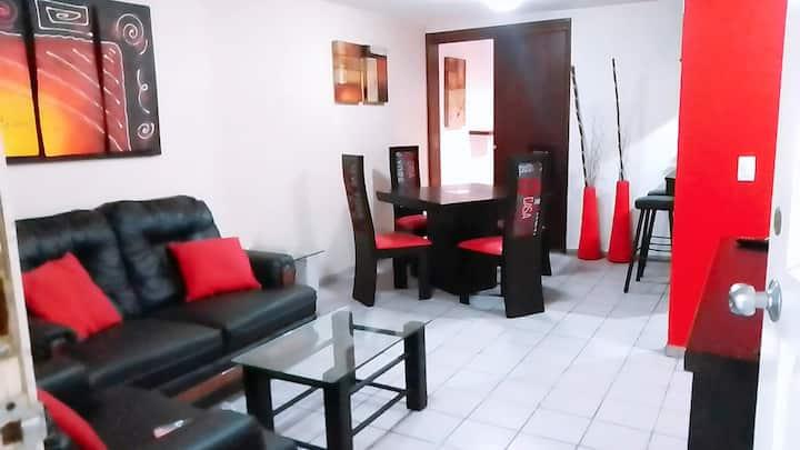 Acogedora e hiperconectada Casa en Morelia