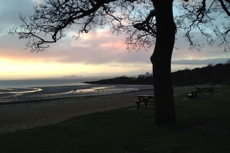 Welcoming Seaside Accomodation - Aberdour - Departamento