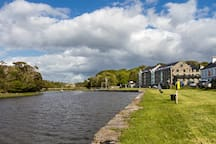 Westport Apt The Quays  Co Mayo Clew Bay View