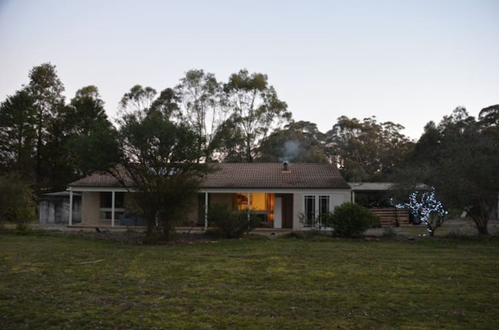 Gorgeous Farmstay in Sthn HIghlands - Fitzroy Falls - Casa