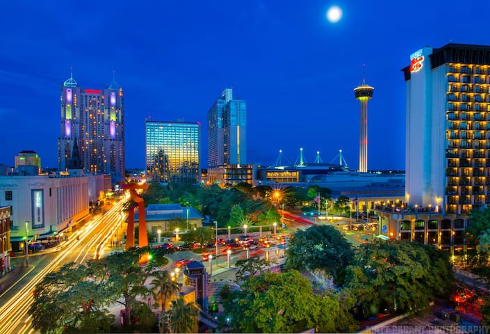Perfect home for work, play, or BMT graduation - San Antonio - Casa