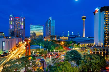 Perfect home for work, play, or BMT graduation - San Antonio