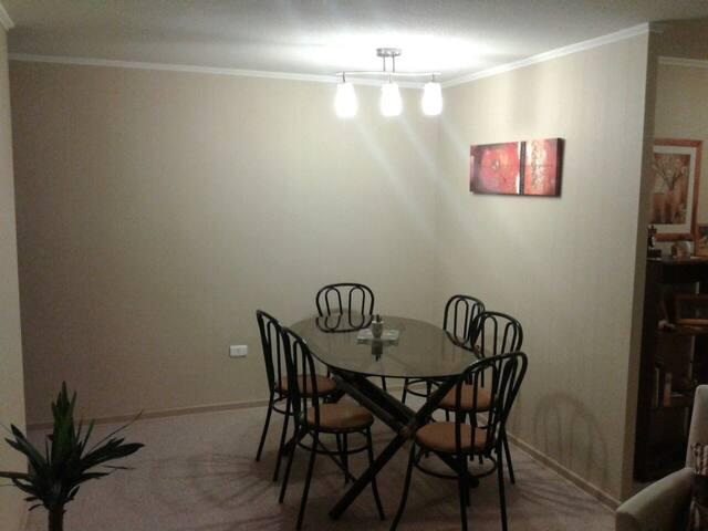 Arriendo Dpto Equipado x C. América - Chiguayante - Apartment