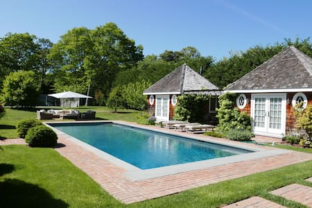 Immaculate designer family compound - Quogue