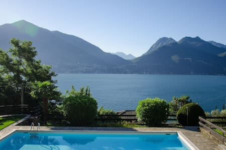 Como Lake, Beautiful Cottage Sole & Lago - Acquaseria