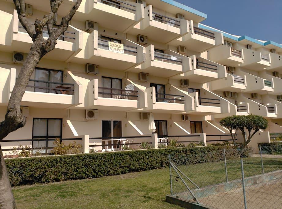 vista do edifício