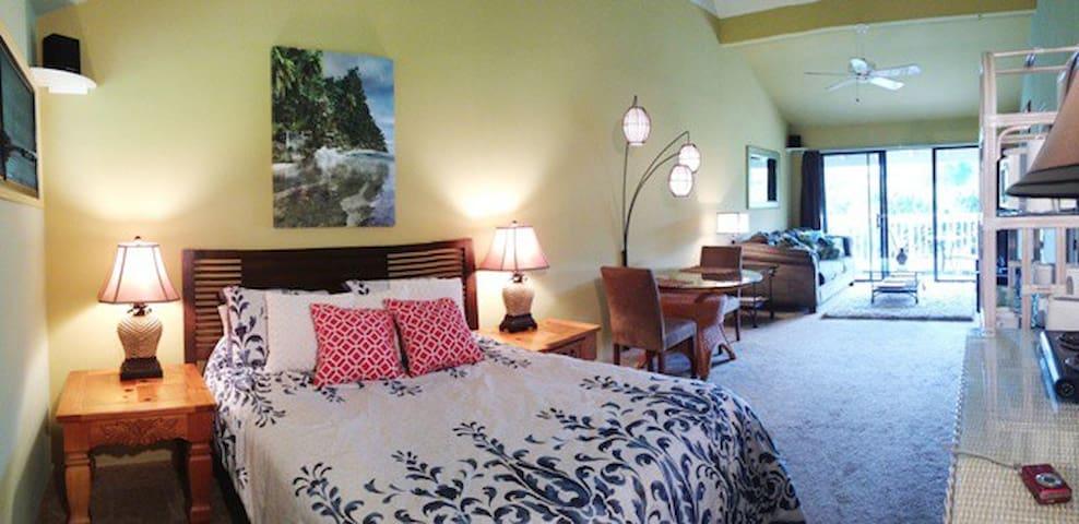Princeville hideaway ocean villa