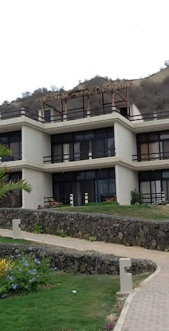 Magnificent Ocean Views Townhouse - San Clemente, Manabi - Ecuador - Rumah