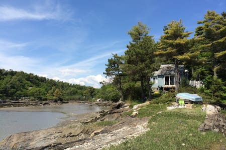 Rising Tide Times - quintessential Maine cottage - Harpswell