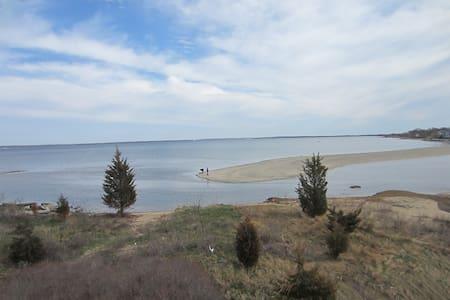 Panoramic views of Naragansett Bay