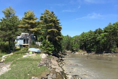 Rising Tide Times - quintessential Maine cottage - Harpswell - House