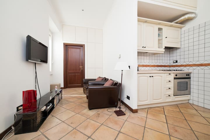 Amazing flat at Colosseo, Rome - Roma - Daire