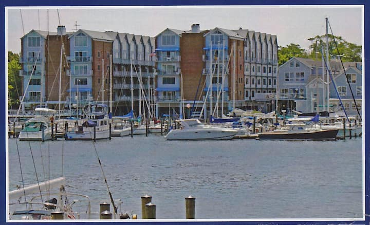 Annapolis Waterfront Condo - Walk to Downtown