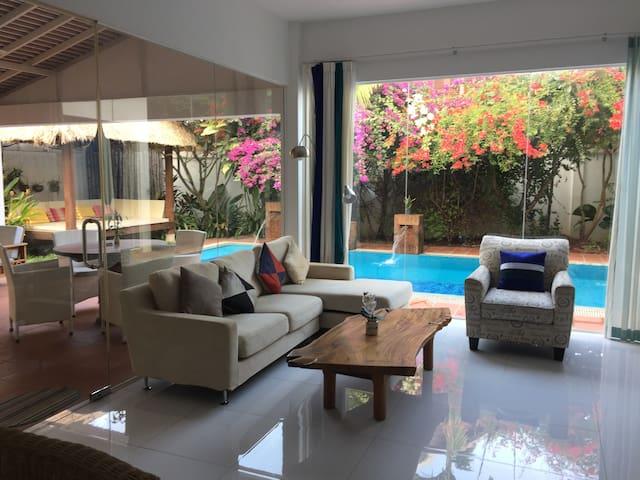 Landmark Private Pool Villa II (Free PickupTuktuk)