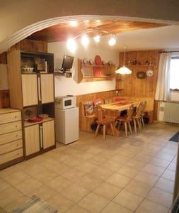 Ampio monolocale per tranquillo soggiorno - Brentonico - Apartment