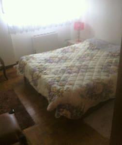 Chambre dans un spacieux appartement. - Saint-Brice-sous-Forêt