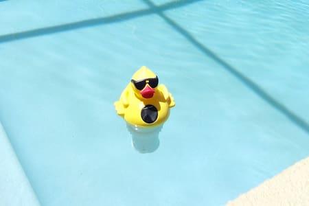 Great Pool Home in Daytona! Mins from the Beach! - Daytona Beach