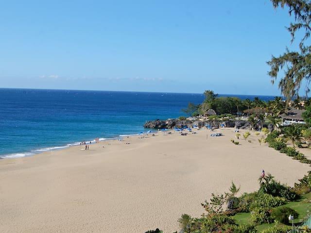 Best beachfront condo with breathtaking ocean view