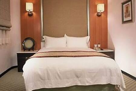 Leader Hotel Taoyuan-SIMPLE SINGLE - 台灣桃園市 - Bed & Breakfast
