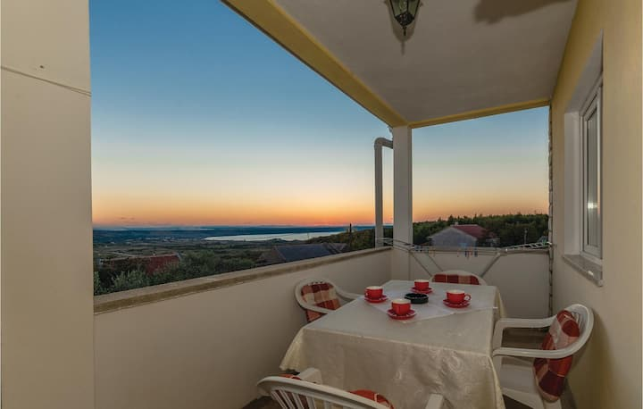Amazing home in Razanac with WiFi and 1 Bedrooms