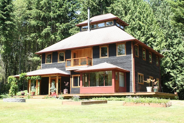 The Foxglove House - Poulsbo - Rumah