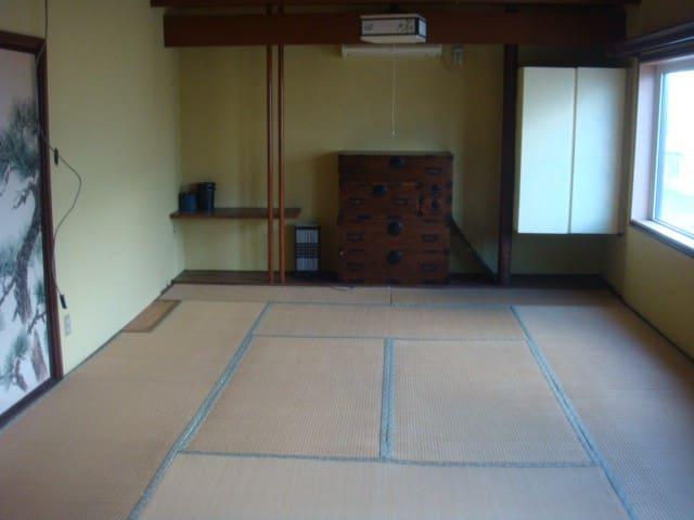 ShareRoom 1-10 - Nakafurano-chō - Дом