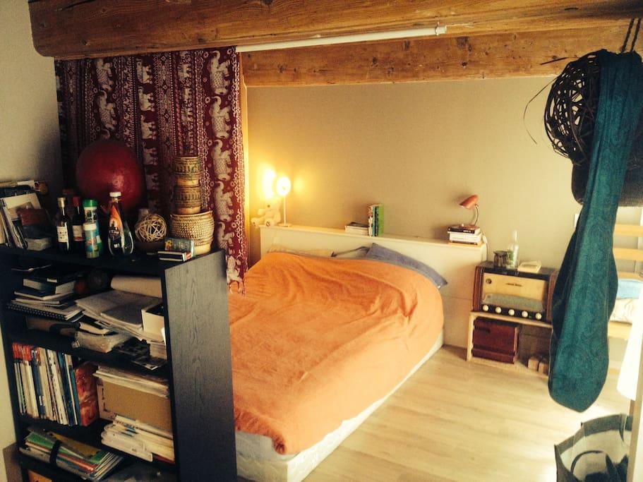chambre priv e croix rousse appartements louer lyon auvergne rh ne alpes france. Black Bedroom Furniture Sets. Home Design Ideas