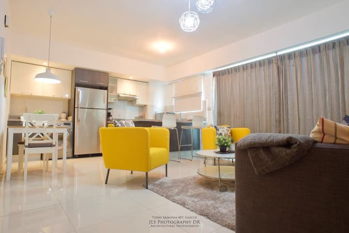 1 Room Luxury Apartament in Downtown Santo Domingo