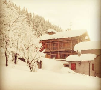 vacanza in tabià - Fregona - Sommerhus/hytte