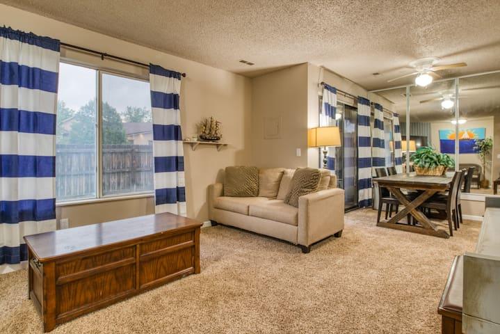 Spacious Colorado style apartment. — Fresh Remodel