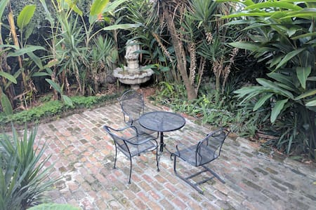Tranquil French Quarter Stay - New Orleans