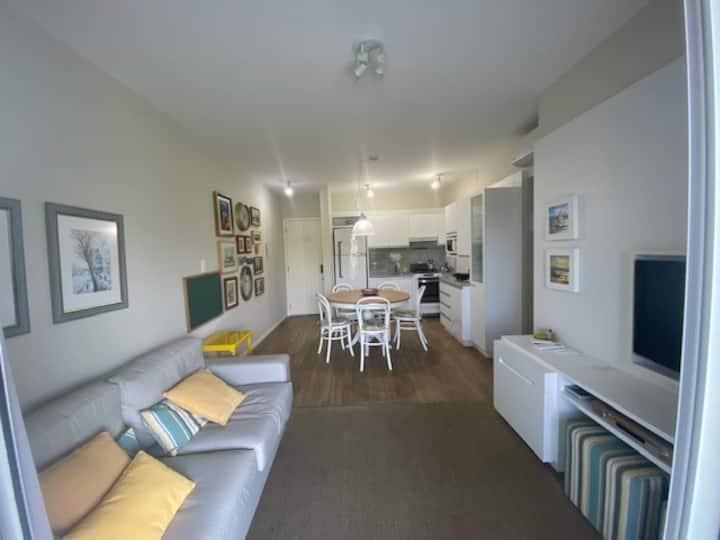 Apartamento Jurerê Internacional próximo à praia