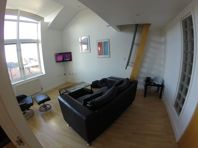 Chester Top floor apartment - Chester