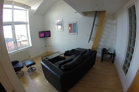 Chester Top floor apartment - Chester - Apartment